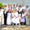 Erstkommunion 2014 - Gruppe 1