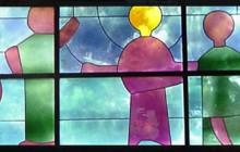 Altarbild von Ferdinand Gehr