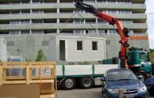 Adieu Container 7. Mai 2013